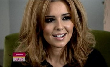 Cheryl Cole: I want tattoos all over my back but I'm no Lady Gaga