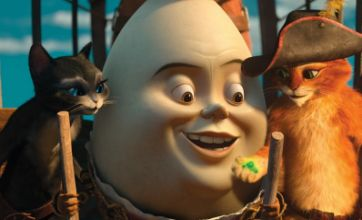 Puss In Boots is sleek, visually striking and a worthy prequel to Shrek