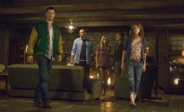The Cabin In The Woods: Buffy geeks go wild for new Joss Whedon film