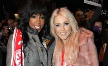 Middlesbrough boss Tony Mowbray: I want Amelia Lily to win X Factor