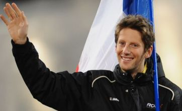 Renault offer Romain Grosjean a second chance as a Formula 1 driver