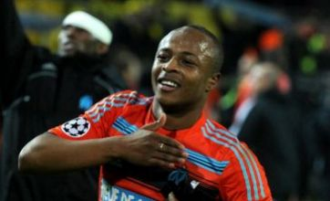Arsenal could miss out on Andre Ayew transfer as Chelsea 'express interest'