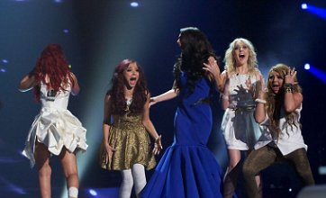 Little Mix defeat Marcus Collins to win The X Factor 2011