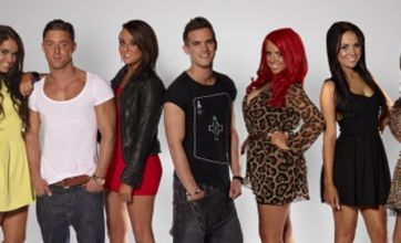 Rebecca Walker and Ricci Guarnaccia join Geordie Shore cast for series two