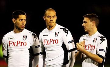 Fulham dealt Europa agony as Martin Jol's men fall in the final seconds