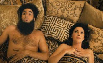 The Dictator trailer: Megan Fox pokes fun at the Kardashians