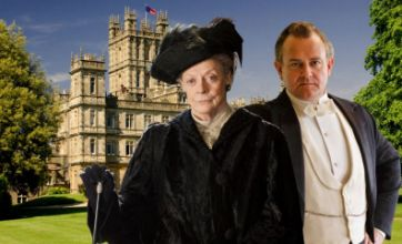Downton Abbey sweeps Golden Globe nominations as Maggie Smith gets nod