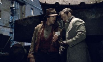 Sherlock Holmes: A Game Of Shadows is a fine bromance