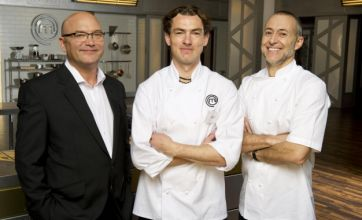 Ash Mair named winner of MasterChef: The Professionals