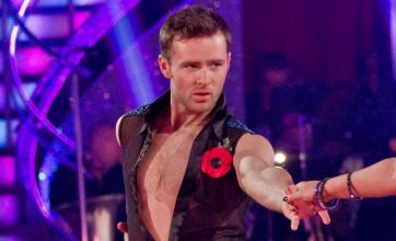 Harry Judd says Strictly Come Dancing success is down to fake tan