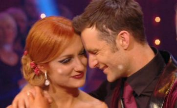 Harry Judd and Aliona Vilani get Strictly Come Dancing fans talking