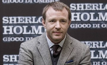 Guy Ritchie: I made Sherlock Holmes: A Game Of Shadows stars work hard