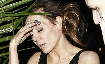 Tara Palmer-Tomkinson parties hard to wave goodbye to her 30s