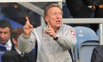 Neil Warnock hands QPR chiefs January transfer targets list