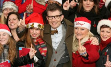 Military Wives' Christmas single is fastest-selling in six years