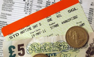 Train fares to rise by as much as 9% in new year, passengers warned