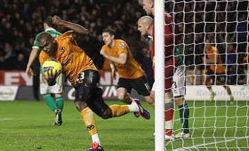 Ronald Zubar rescues a point for Wolves against plucky Norwich