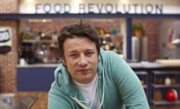 Jamie Oliver tops book sales chart with Jamie's Great Britain