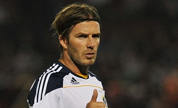 David Beckham has not agreed PSG deal, says spokesman