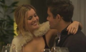 Made In Chelsea Christmas special sees Caggie and Spencer get together