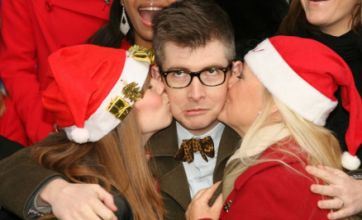 Gareth Malone's Military Wives set to beat Little Mix in race for Xmas No. 1
