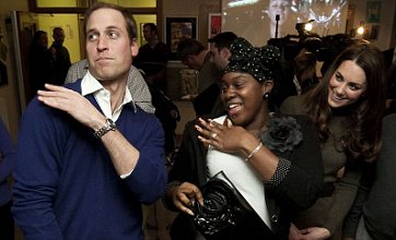 Prince William wows Kate Middleton with 'swag' dance at homeless centre