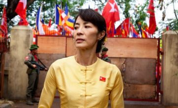 The Lady was a poor attempt to tell the gritty story of Aung San Suu Kyi