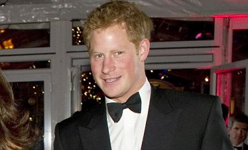 Prince Harry: I'm a huge Strictly Come Dancing fan and backed Nancy to win