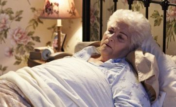 EastEnders' farewell to Pat Evans was a touching and fitting goodbye