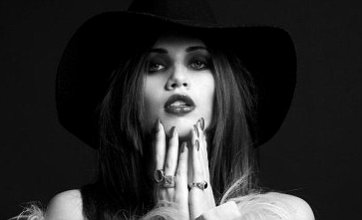 Amy Childs shocks TOWIE fans in high fashion black and white photo shoot