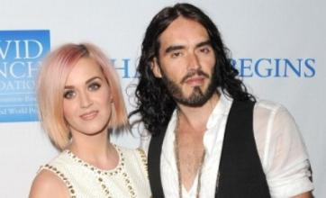 Katy Perry tells fans to ignore gossip about Russell Brand divorce