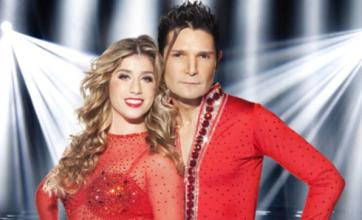 Corey Feldman favourite for Dancing on Ice exit