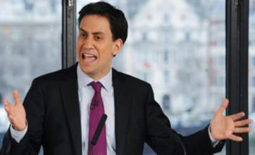 Ed Miliband: David Cameron is coming on to my ground