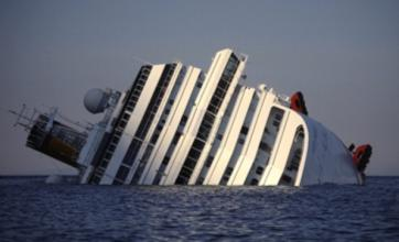 Rescuers suspend search operations as Costa Concordia shifts