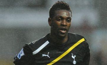 Emmanuel Adebayor: Tottenham need maximum points from home games