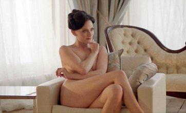 Lara Pulver: I enjoyed spanking Benedict Cumberbatch in Sherlock