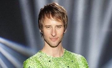 Chesney Hawkes' Dancing On Ice future doubtful after ankle injury