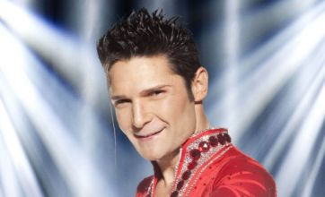 Corey Feldman has eyes set on Dancing On Ice girls Jennifer and Heidi
