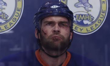 Goon is foul-mouthed with a few flashes of puckish wit