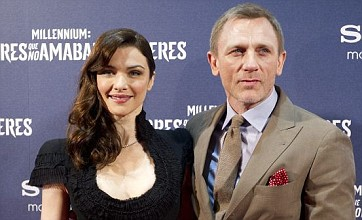 Daniel Craig and Rachel Weisz make red carpet debut as married couple