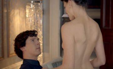 Sherlock nude scenes are great publicity, says Benedict Cumberbatch