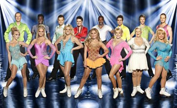 Dancing on Ice launch: Live blog 8th January 2012