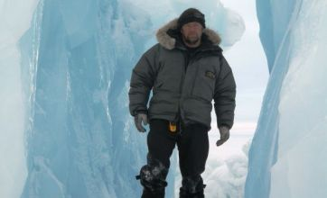 Explorer Mark Wood followed to the South Pole by The Wombles