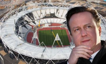 London 2012 Olympics on track for success, pledges David Cameron