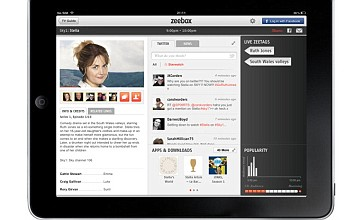 BSkyB buys 10 per cent stake in Zeebox application