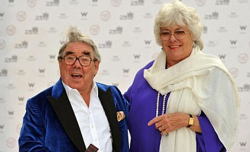 Ronnie Corbett rushed to hospital after collapsing during CBE meal
