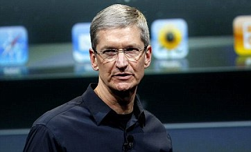 Apple CEO Tim Cook to receive pay packet worth almost $400million
