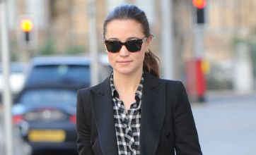 Pippa Middleton in pink skinny jeans: Dare to wear?