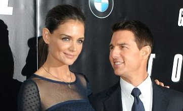 Jar of Tom Cruise and Katie Holmes' Miami pool water on eBay for £78