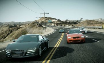 GAME reveals Need For Speed 13 and new Medal of Honor for 2012